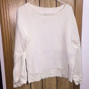 💟Reebok Quilted Sweater Medium💟